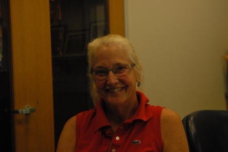 Kim Marlor; Head Coach of Garrison Forest Tennis
