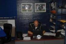 Kevin Baumann; Offensive Coordinator at Franklin and Marshall College